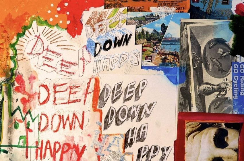 Album Review: Deep Down Happy // Sports Team