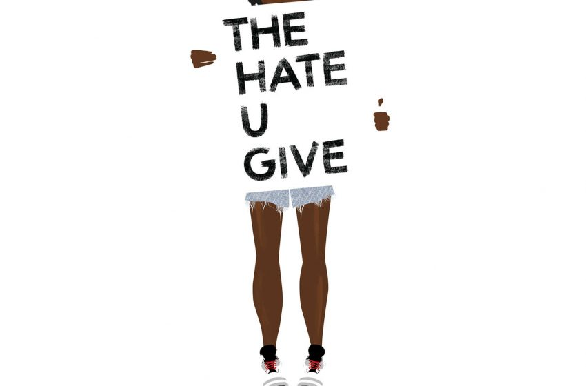 Book Review: The Hate U Give// Angie Thomas