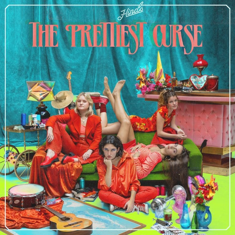 Album Review: The Prettiest Curse // Hinds