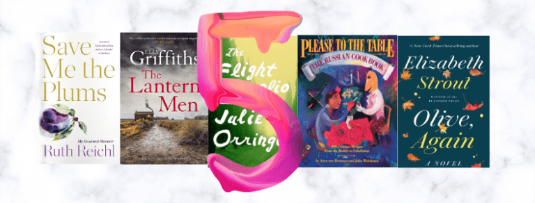 Books: 5 From the 'To Be Read' Pile