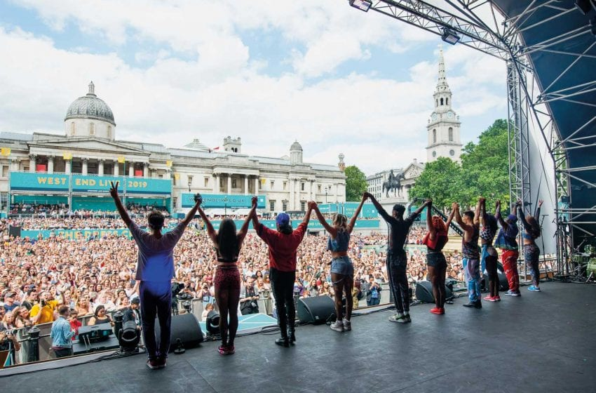 Theatre News: West End Live Announces Virtual Schedule