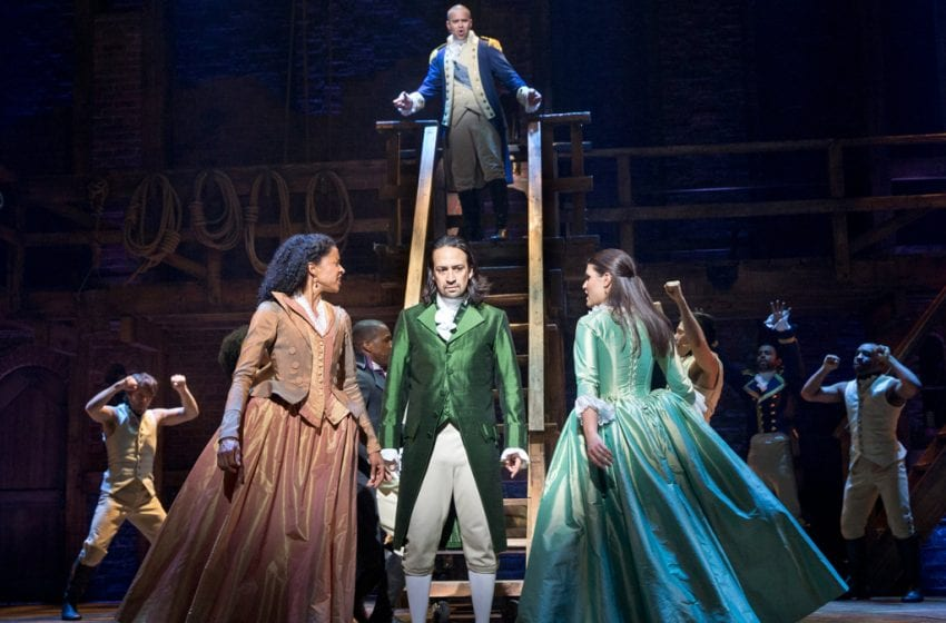 Theatre News: Disney+ Releases Official Trailer For Broadway's Hamilton The Musical