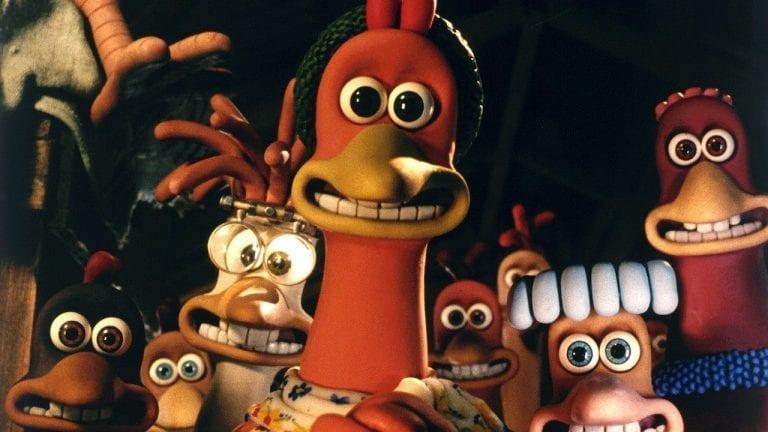 Chicken Run 2: They sprint now?