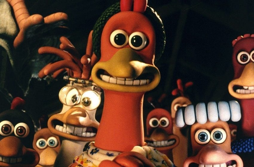 Chicken Run 2: They sprint now?