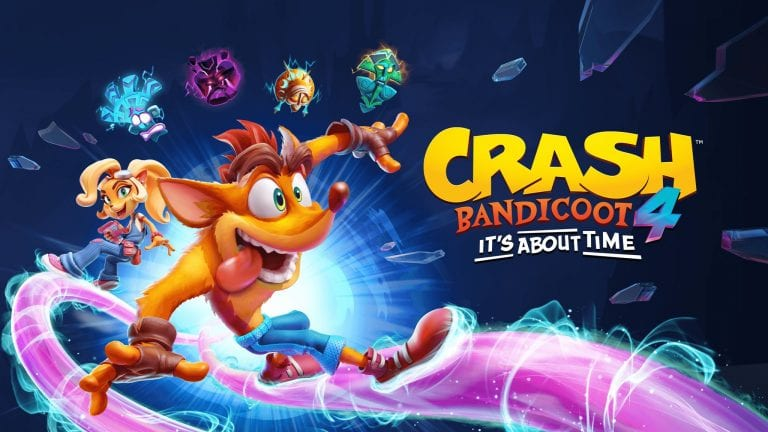 'Gaming News: Activision Releases Trailer for Crash Bandicoot 4'