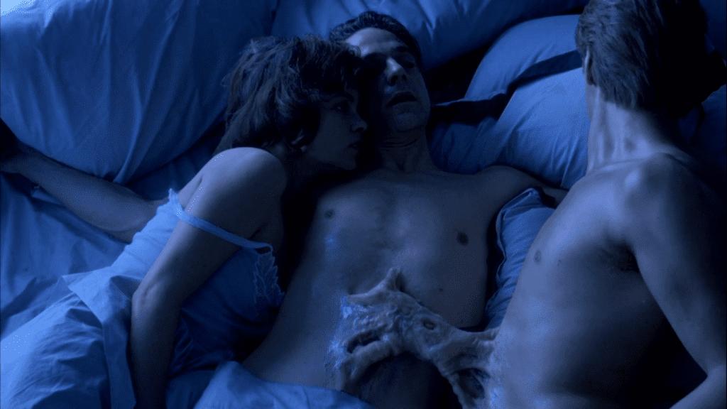 body horror in cronenberg's dead ringers