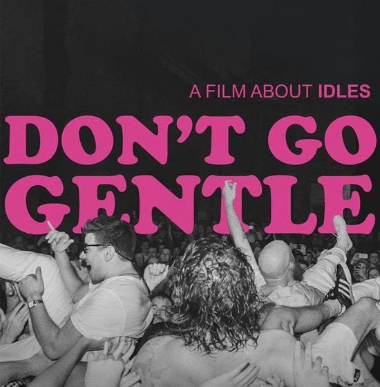 Documentary Review: Don't Go Gentle // IDLES