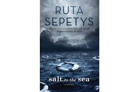 Book Review: Salt to the Sea // Ruta Sepetys
