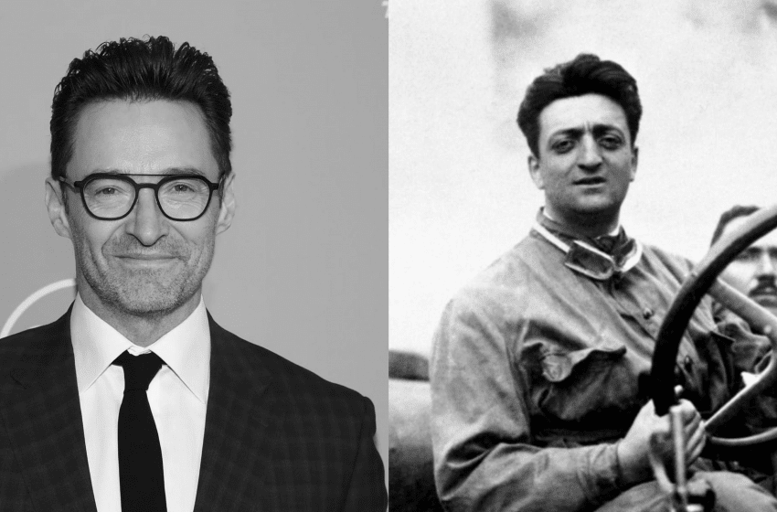 Hugh Jackman in talks to play Enzo Ferrari in new biopic