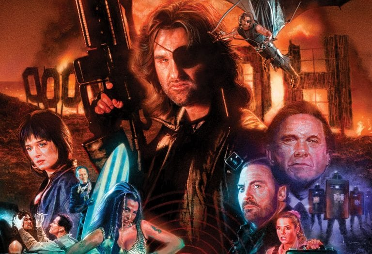 Flashback Film Review: Escape From L.A.