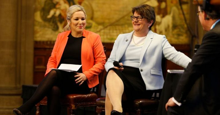 Chaos First, Cooperation Second: The Northern Ireland Executive in a Nutshell