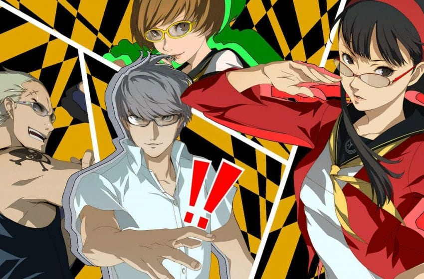 5 Reasons Why Persona 4 Golden Deserves A Remake
