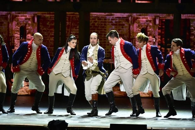 Theatre News: Lin-Manuel Miranda Reveals Hamilton Clips And Dialogue Changes