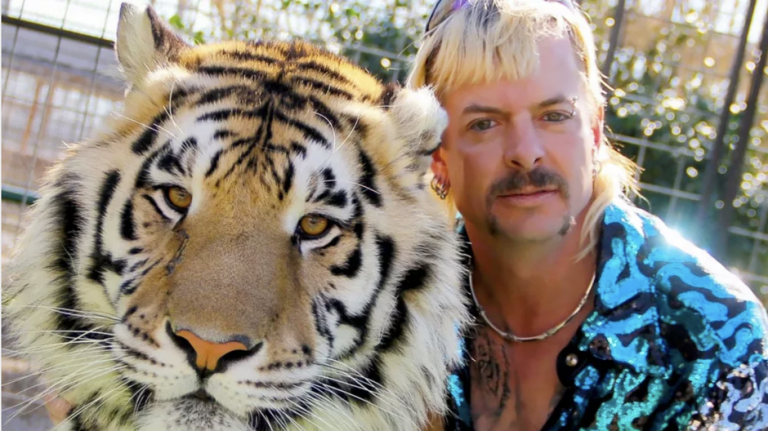 Tiger King calls on BLM activists to demand prison reform