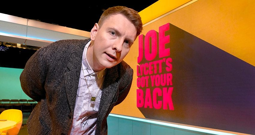 TV Review: 'Joe Lycett's Got Your Back' Gives Flair to Consumer Justice