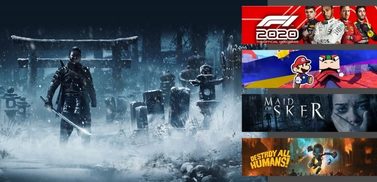 The Month in Games – July 2020