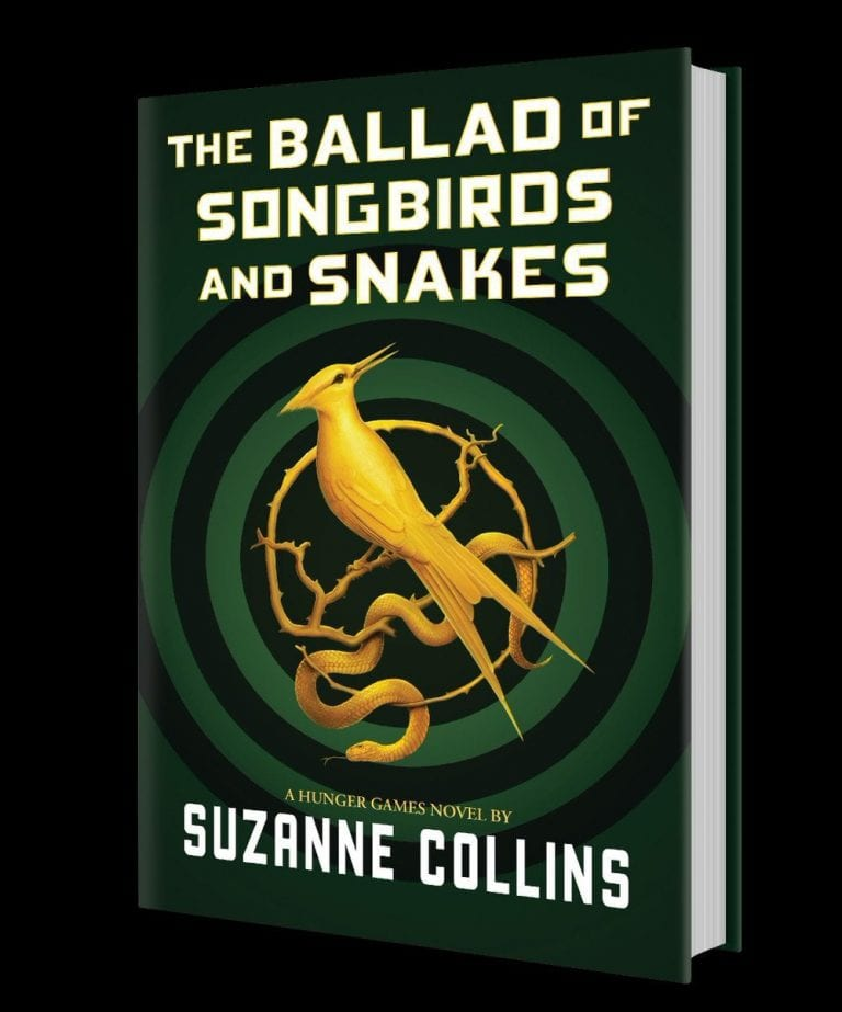 Book Review: The Ballad of Songbirds and Snakes // Suzanne Collins