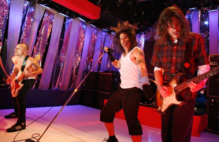 Red Hot Chili Peppers: Songs For Every Lockdown Mood