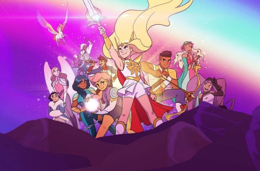 LGBTQ+ Representation in 'She-Ra and the Princesses of Power'