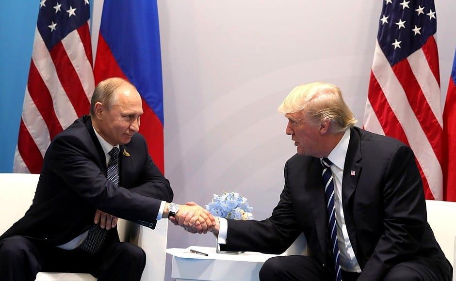 trump meeting putin