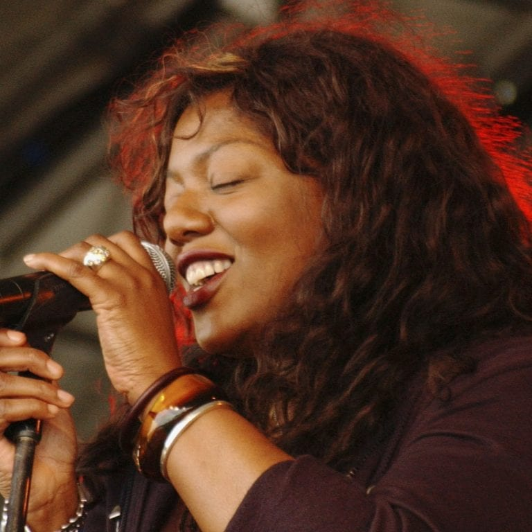 Denise Johnson: the Unsung Voice of Manchester