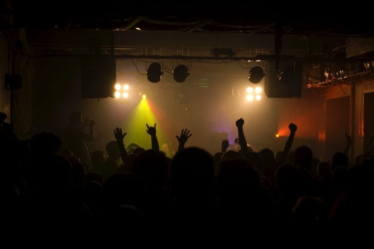 Why I Would Go To A Socially Distanced Gig