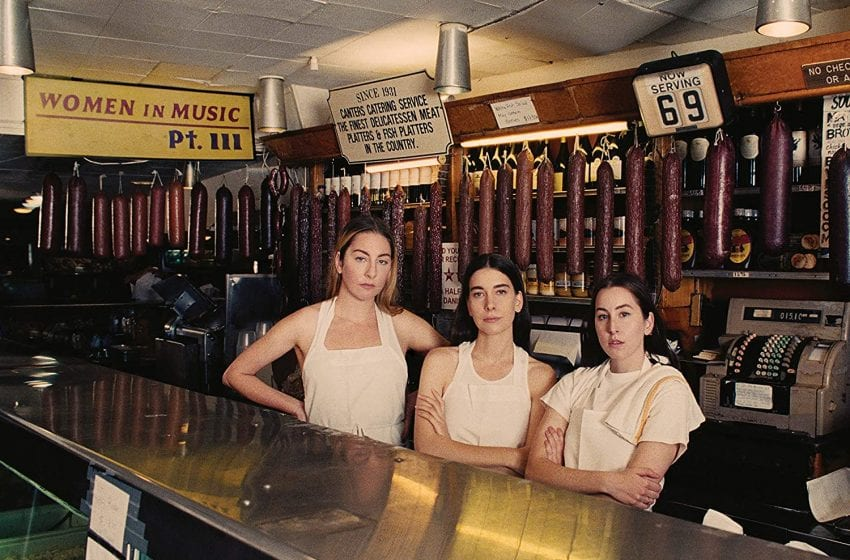 Album Review: Women in Music Pt. III // HAIM