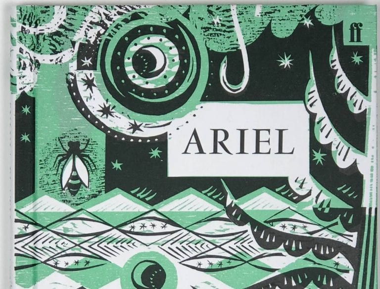 Poem of the Week: Ariel // Sylvia Plath