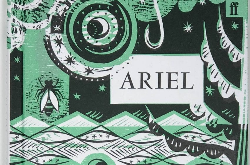 Poem of the Week: Ariel // Sylvia Plath