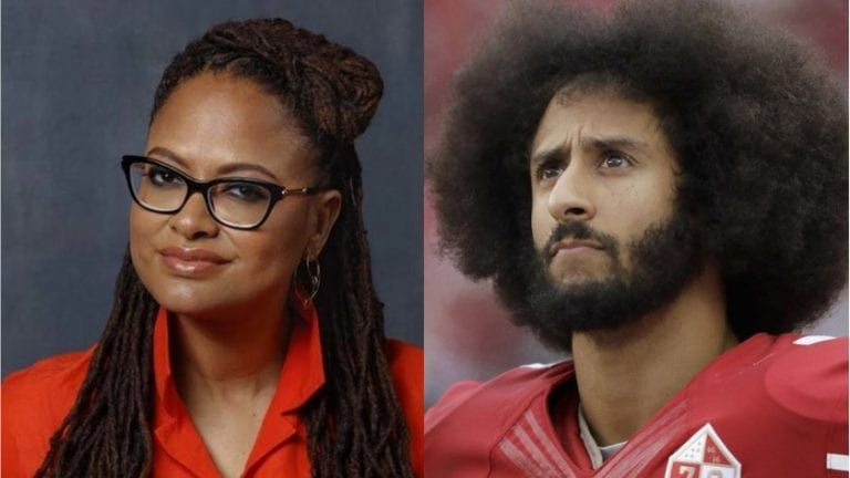 DuVernay and Kaepernick unite for Netflix series on NFL star's early years