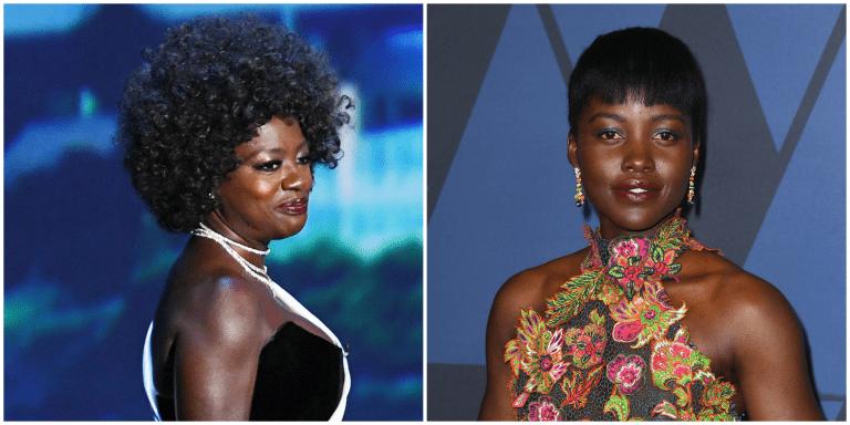 Viola Davis and Lupita Nyong'o to star in historical epic 'The Woman King'