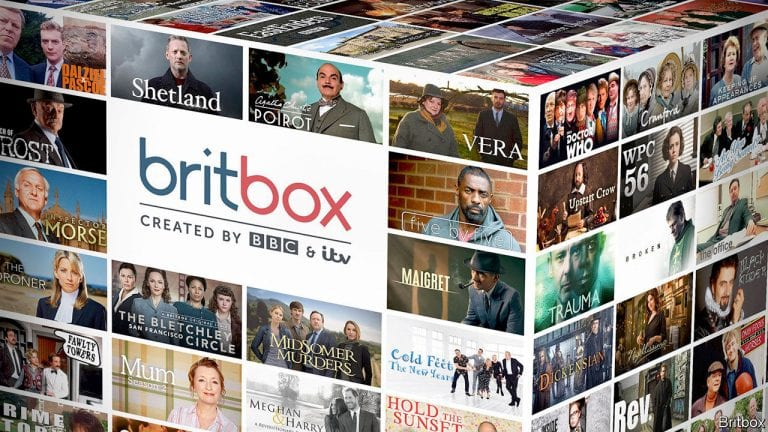 BritBox Streaming Service Plans to Expand to 25 Countries