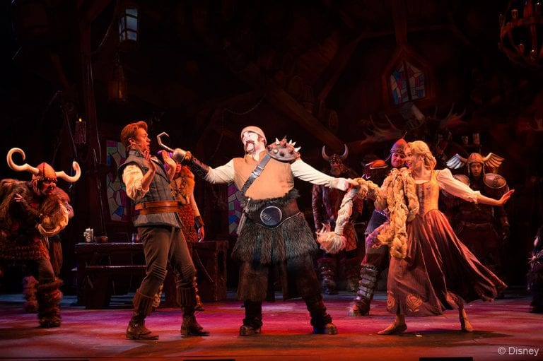Theatre Review: Tangled // Disney Cruise