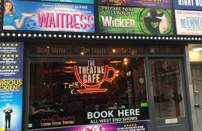 Theatre News: Theatre Café Announces August Reopening