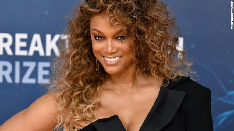 Tyra Banks confirmed as new 'Dancing With The Stars' host