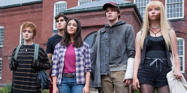 Early Teaser of 'The New Mutants' Footage Revives Fan  Hope