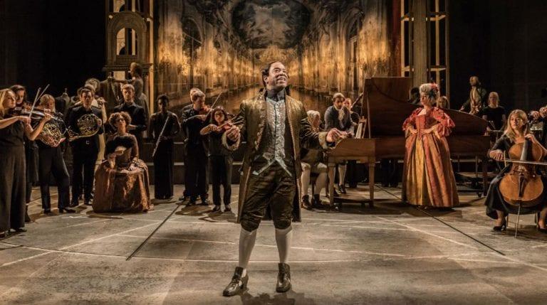 Theatre Review: Amadeus // National Theatre