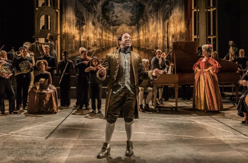 Theatre Review: Amadeus // National Theatre