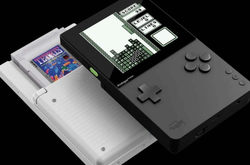 Gaming News: Analogue Pocket Delayed Until May 2021