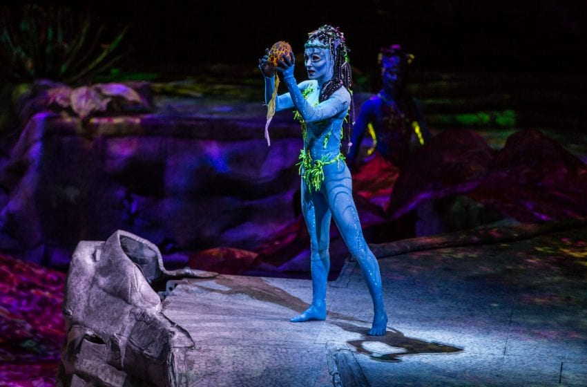 Theatre Review: TORUK- The First Flight // Cirque Du Soleil