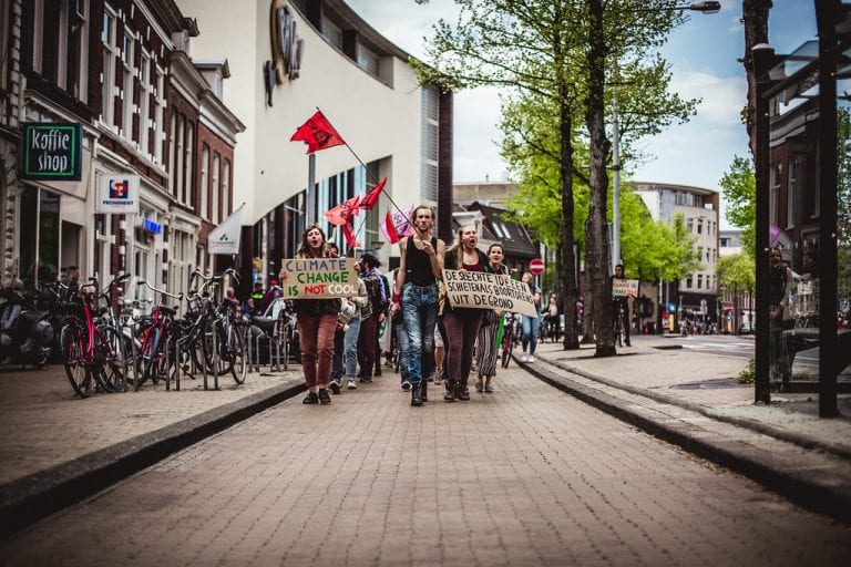 Lessons from COVID: Is public shaming justified in the fight for the climate?