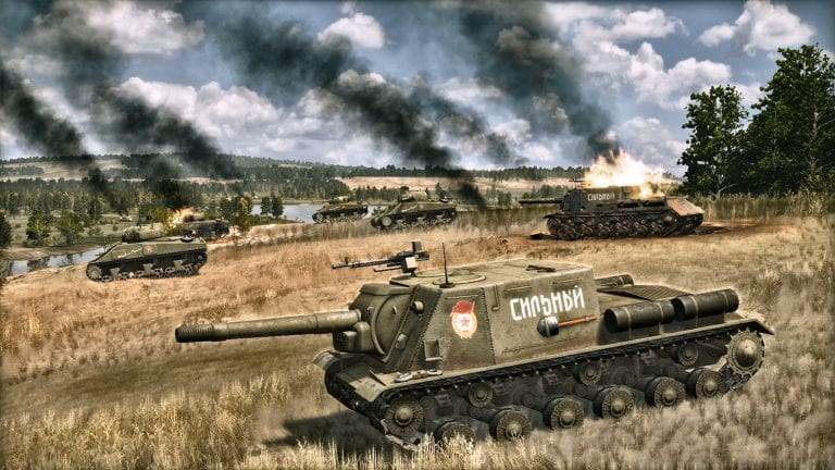 Steel Division 2: Fight A Mile in Zhukov's Shoes
