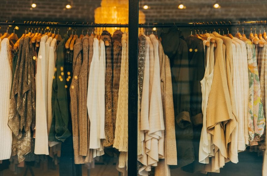 4 Ways To Make Your Wardrobe More Sustainable