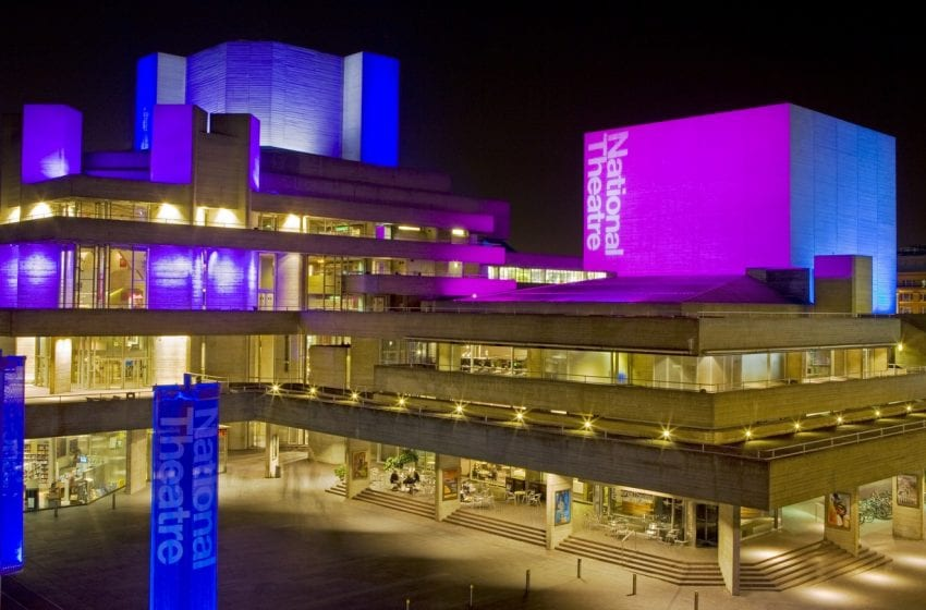 Theatre News: National Theatre To Model Socially Distanced Shows