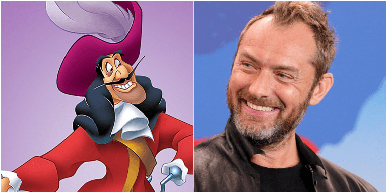 Jude Law hooks a new role in Disney's 'Peter Pan and Wendy'