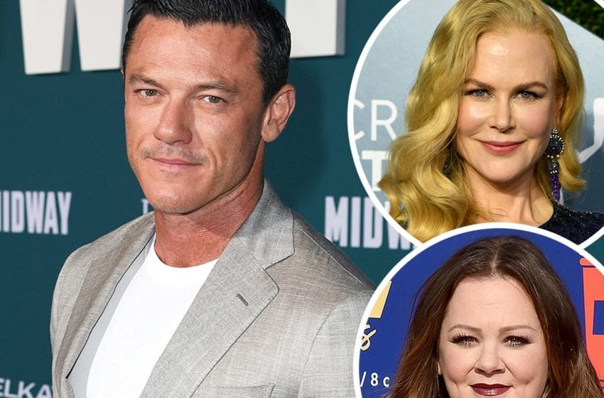 Luke Evans Signs Onto Hulu's Adaptation of 'Nine Perfect Strangers'