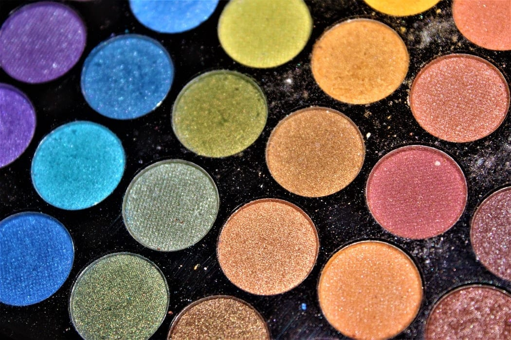 beauty industry makeup eyeshadow