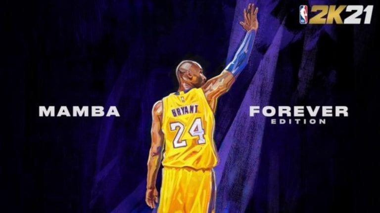 Gaming News: Kobe Bryant honoured on NBA 2K21 'Mamba Forever' edition