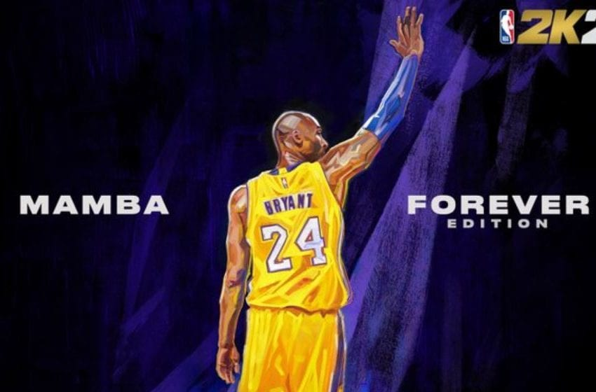 Gaming News: Kobe Bryant honoured on NBA 2K21 'Mamba Forever' edition