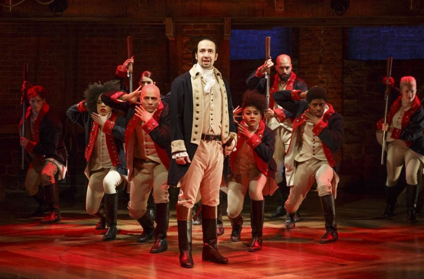 Theatre Review: Hamilton // Disney+